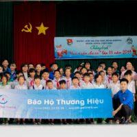 """Citi & Partners chung sức cùng Đại học Bình Dương trong chương trình """"Mùa xuân cho em"""" tại huyện Dầu Tiếng, tỉnh Bình Dương"""
