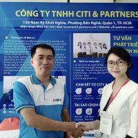 CITI & PARTNERS TẠI TECHMART CÔNG NGHỆ SAU THU HOẠCH 2021